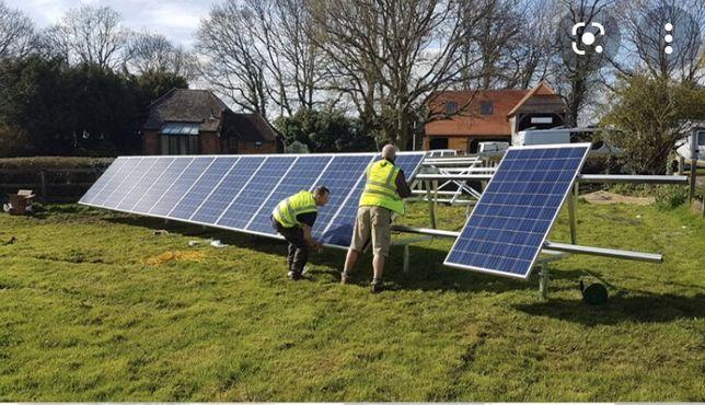 СКИДКА Солнечные батареи (панели) со склада