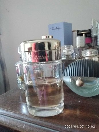 Perfume baiser vole Cartier