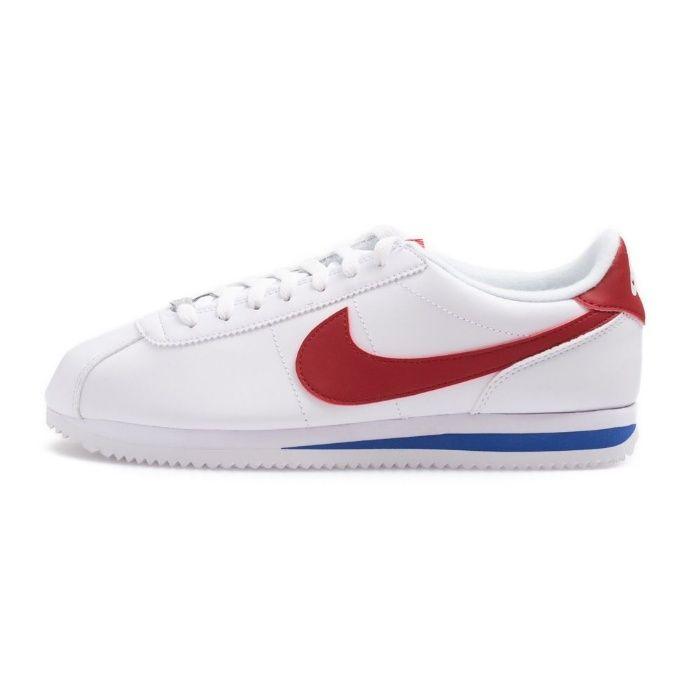 Nike Cortez. Rozmiar 39. Białe Czerwone. SUPER CENA! Udryn - image 1