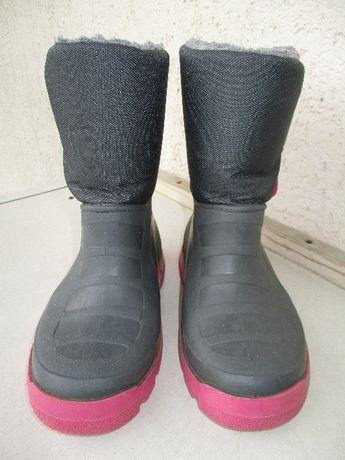 Зимние непромокаемые сапожки Англия