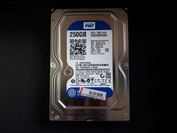Жесткий диск Western Digital 250/320/500/1000/2000GB HDD
