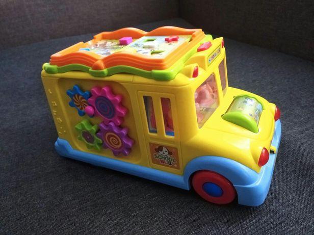 Игрушка развивающая Limo Toy Автобус