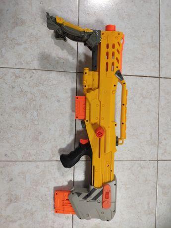 Nerf longshot + balas!