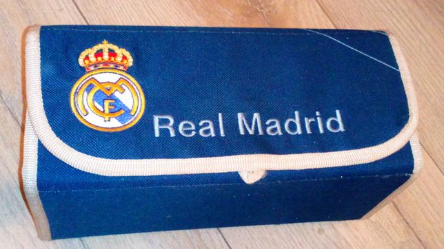 Segregator, piórnik Real Madrid