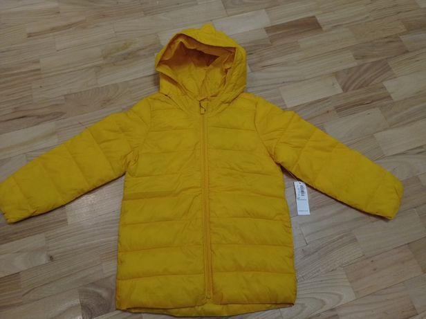 Куртка деми Old Navy демисезонная для девочки близнецов