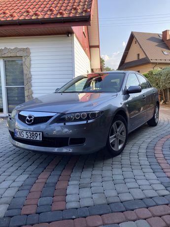 Mazda 6 sport active plus 2.0 D 143 KM 105 KW 2007r