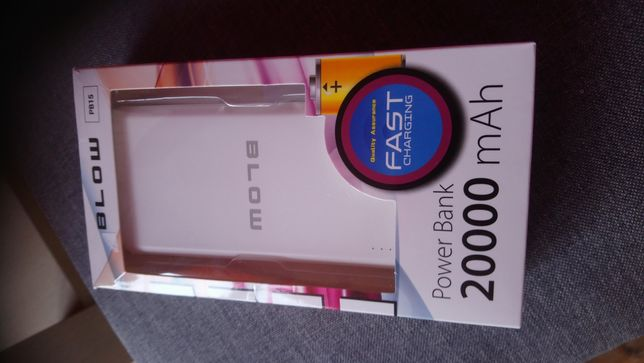 Power Bank 20000 mAh