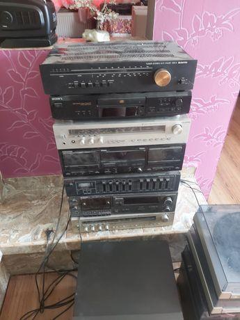 Audio Unitra ,Kenwood sprzedaje Tylko Całość