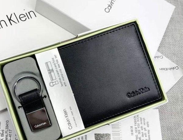 Portfel skórzany Calvin Klein CK męski Jakość Premium pudełko wysyłka