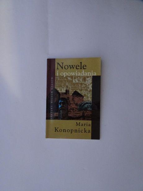 Nowele i opowiadania. Maria Konopnicka.