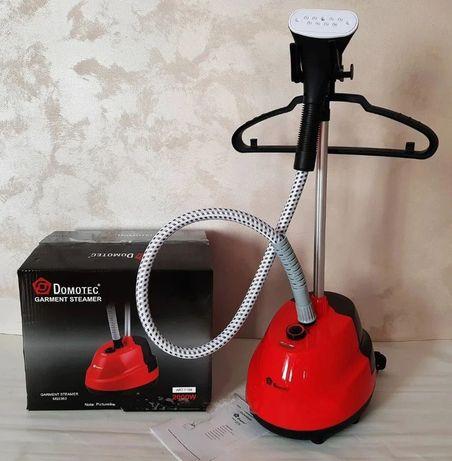 Ручной отпариватель одежды Domotec MS-5353 вертикальный отпариватель