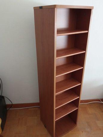 Móvel estante 1,25X0,33X0,30 m