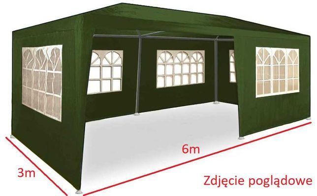 Namiot ogrodowy / pawilon imprezowy 3x6m ze ściankami