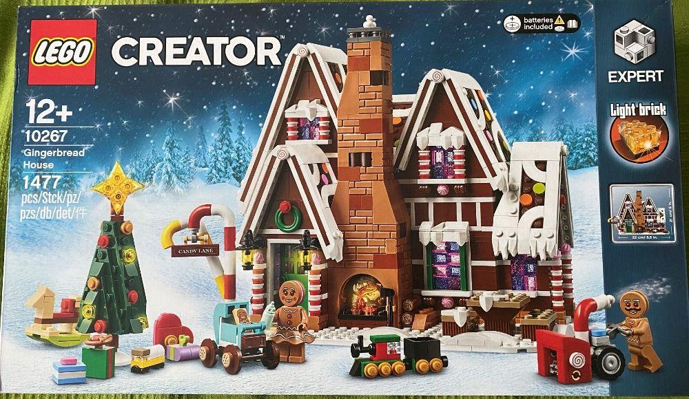 LEGO 10267 CREATOR - Domek z Piernika - Nowy! Łódź Łódź - image 1