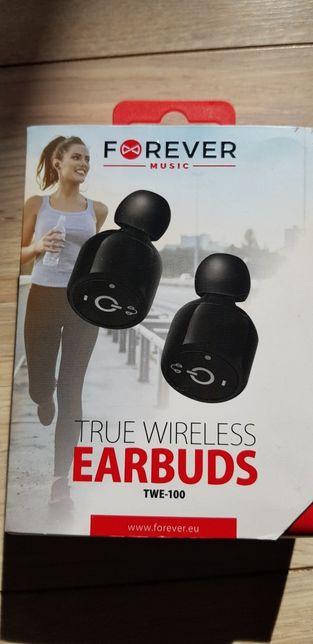 Bezprzewodowe słuchawki blutooch