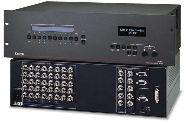 Extron ISM 482 Integrated Scaling Matrix Switcher
