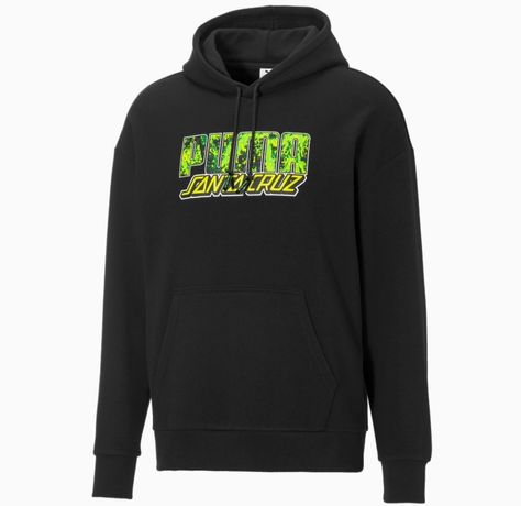 PUMA / Santa Cruz hoodie