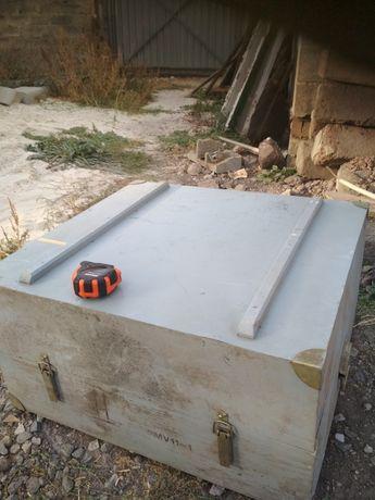 Ящик деревянный ЗИП