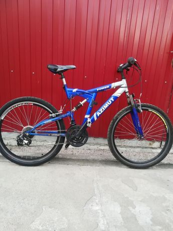 Велосипед Azimut горный , спортивный