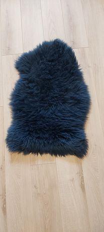 Ikea smide dywan, skóra owcy naturalna