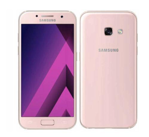Samsung A3 2017 RÓŻ /GRANAT