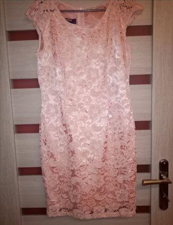 Koronkowa sukienka, Elegancka sukienka nowa