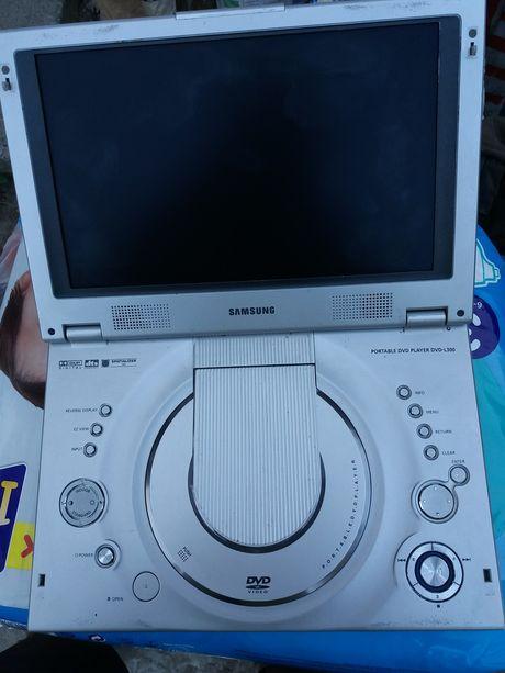 Портативный DVD-плеер Samsung DVD- L300, обмен