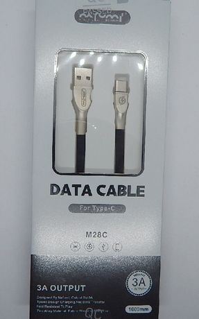 kabel do telefonu typu C 3A szybki , super - górna półka
