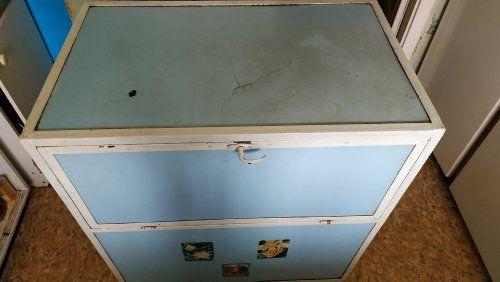Ящик зимний для хронения овощей.