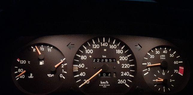 Quadrante Mercedes w124 320E