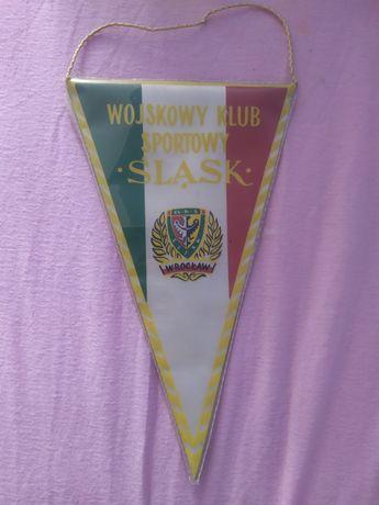 Proporczyk wojskowy klub sportowy Śląsk