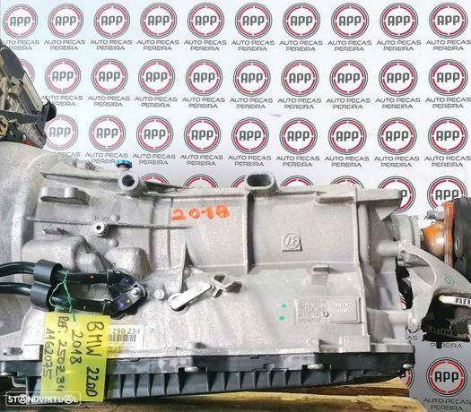 Caixa de velocidades BMW série 2 20D, F22, F23, F30, F32, de 2018, referência  250Z34, 1162075, 21000 kms.