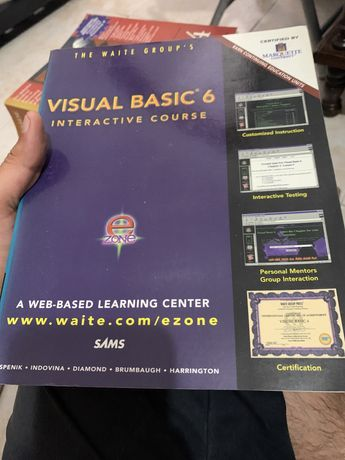 Livro virtual basic 6