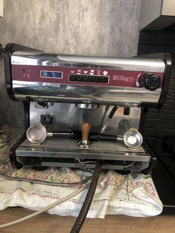 Кофемашина Brugnetti - продам