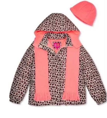 куртка pink platinum евро зима осень