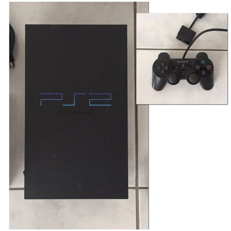 Consola Playstation 2 + comando original