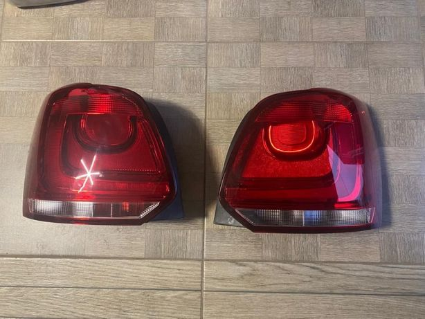 Lampa lewa i prawa tył VW POLO 6R0 2009-