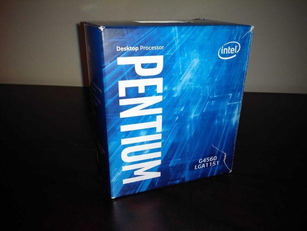 Processador Intel Pentium G4560 para socket LGA 1151
