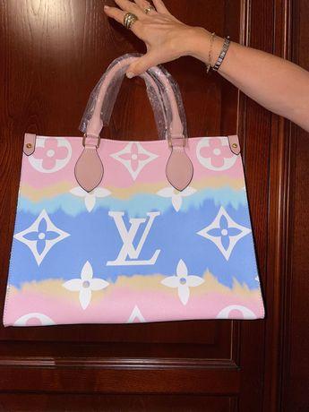 Mala tote Louis Vuitton