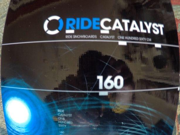 Prancha de Snowboard Ride Catalyst