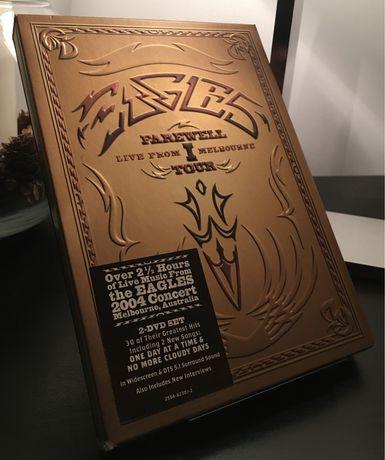 Eagles (DVD duplo)