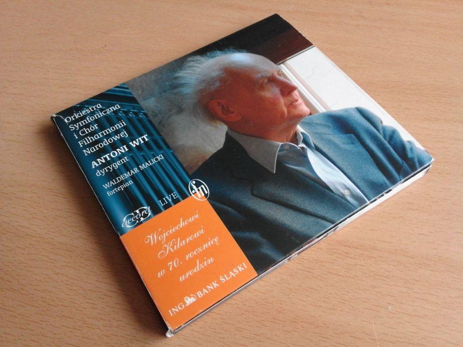 Wojciech Kilar: Koncert fortepianowy, Exodus, Kościelec, Bogurodzica Chorzów - image 1