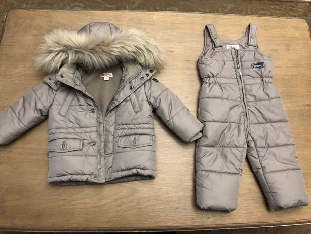 Детский зимний термо костюм , как новый, фирма Brums