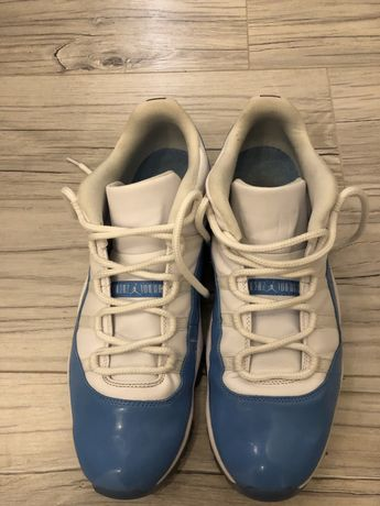Buty Air Jordan XI UNC rozmiar 49,5 15us 33cm