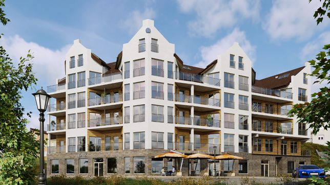Nowe mieszkania oraz lokale usługowe nad jeziorem. Czysty zysk. Lokata