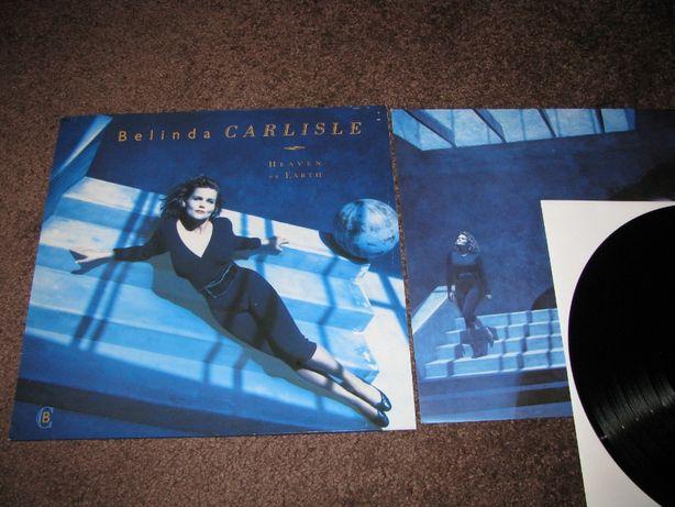 Belinda Carlisle – Heaven On Earth, płyta winylowa