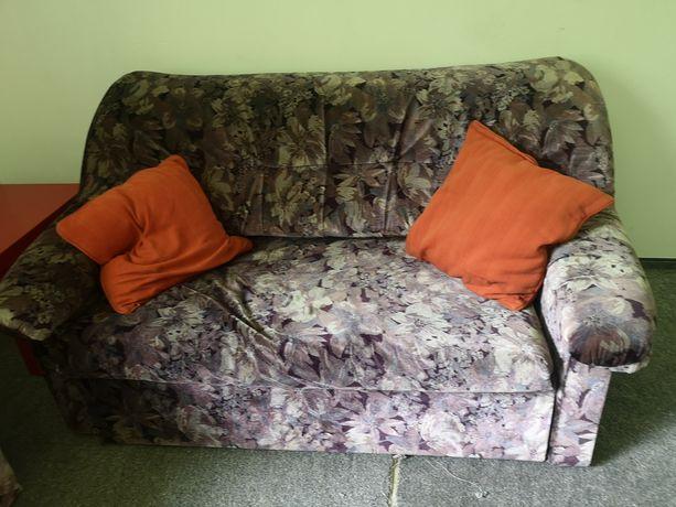 Sofa 2 osobowa nierozkładana