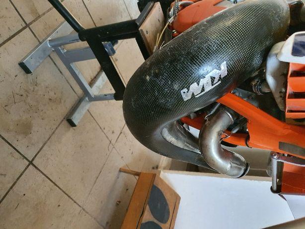 Osłona dyfuzora KTM EXC 300 karbonowa