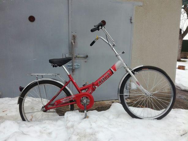 Велосипед «Аист»,2020рік випуску