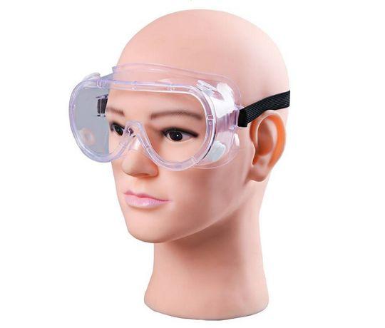 Очки-маска защитная с вентиляцией для стоматологии/медицины